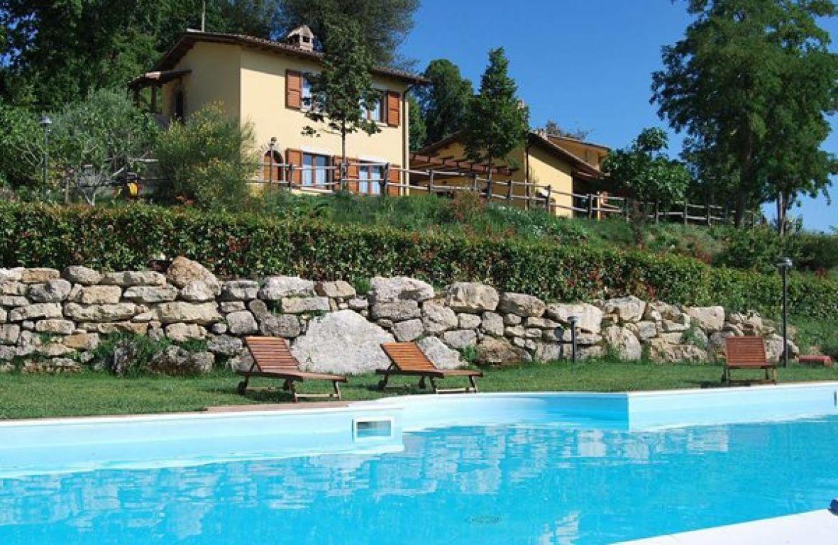Casa Vacanze In Campagna Orizzonte  Montecchio Umbria