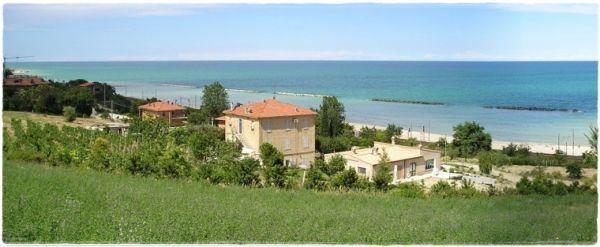 Farmhouse Mare In Campagna Campofilone Marche
