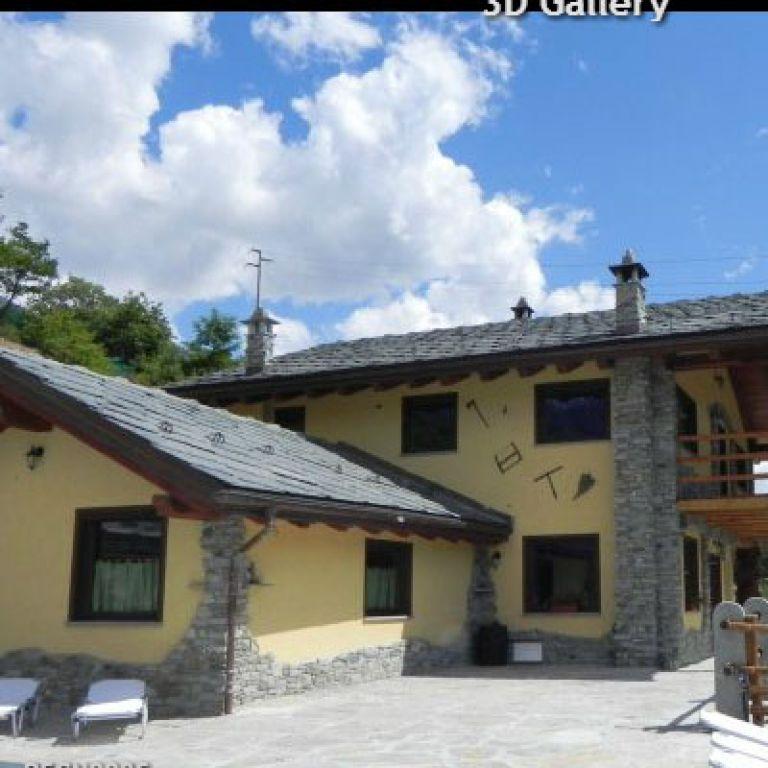 Agriturismo Les Amis De La Viggni De Crest  Aosta  Valle