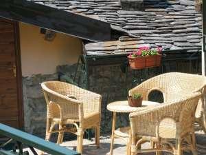 Angolo Relax - Tavolino con Sedie