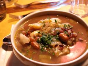 Il Ristorante - Zuppa di Fagioli Tradizionale