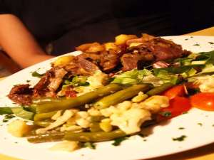 Il Ristorante - Piatto Misto Carne e Verdure