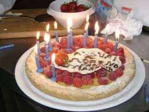 Il Ristorante - Torta di Compleanno Decorata