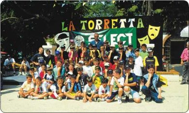 La Torretta un agriturismo a Borgo Priolo provincia di