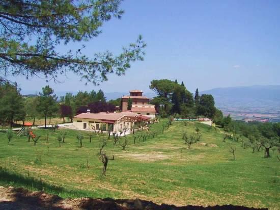 Poggio delle Civitelle un agriturismo in provincia di Perugia