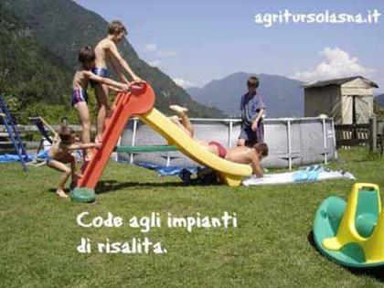 Agriturismo Solasna vacanze in Agriturismo in Montagna a