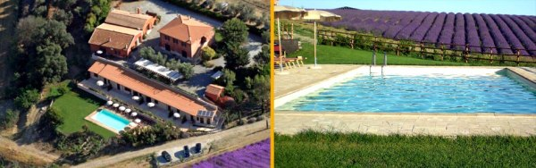 Agriturismo Tenuta Saracone vacanze in Agriturismo al