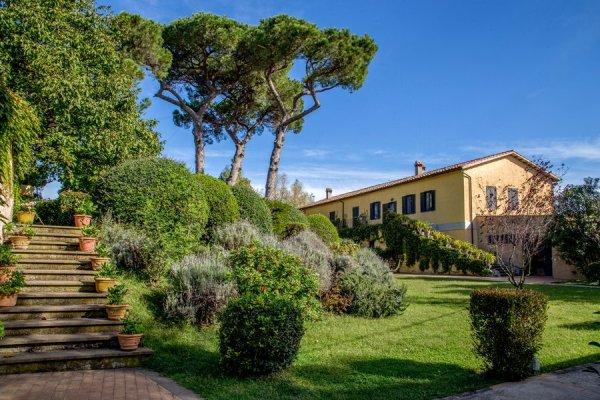 Agriturismo Casali Santa Brigida Rome Santa Maria di