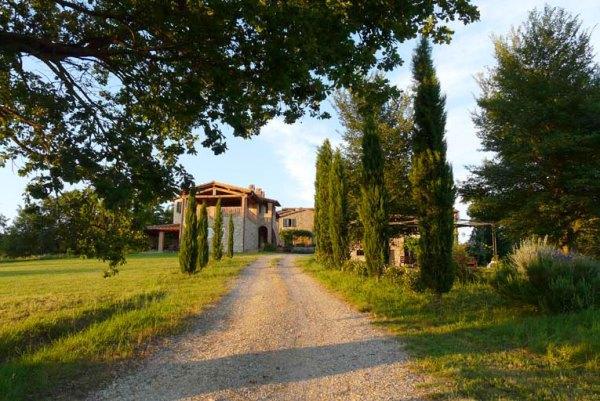 Agriturismo I Gergoni Monteleone d39Orvieto Terni Umbria
