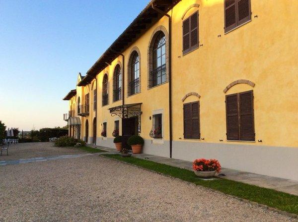 Agriturismo Tenuta La Romana a Nizza Monferrato Asti