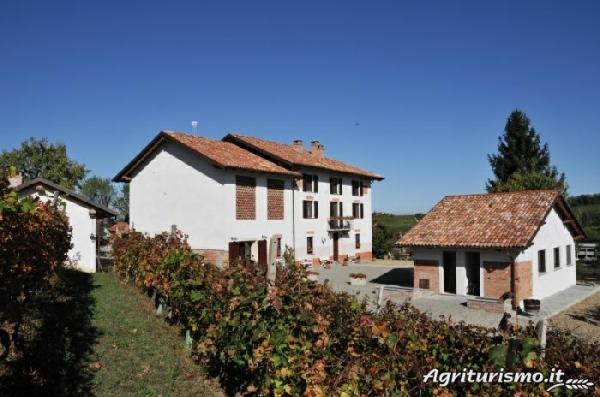 Agriturismo Cascina Blon a Nizza Monferrato Asti Piemonte