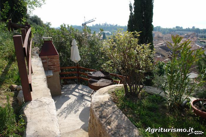 Agriturismo Cascina Crocelle a Padenghe sul Garda Brescia  Lombardia