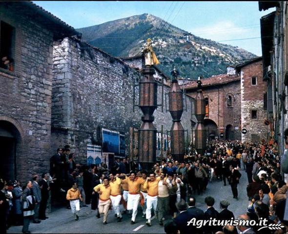 Agriturismo Valle Verde Gubbio a Gubbio  Perugia  Umbria