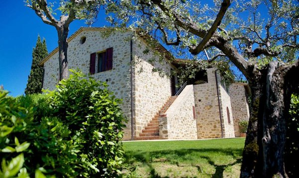 Agriturismo Le Colombe Assisi Rocca Sant39Angelo Perugia