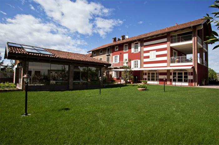 Agriturismo Maison Louis a Trofarello  Torino  Piemonte