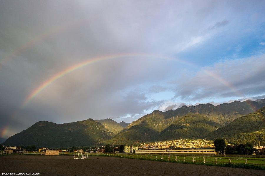 Agriturismo LIsola del Cavallo Valtellina a Talamona  Sondrio  Lombardia