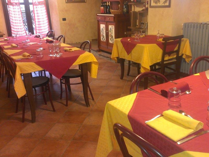 Ristorante Agriturismo Tenuta Antica a Cessole  Asti  Piemonte