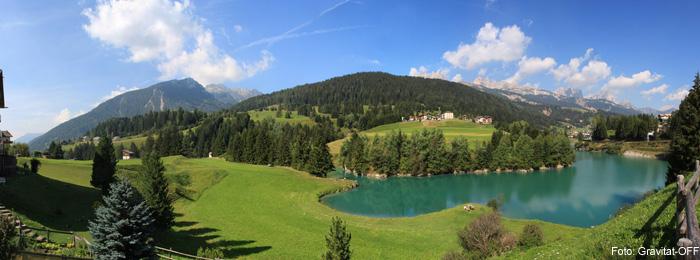 Nel cuore delle Dolomiti la Val di Fassa e il Gruppo del