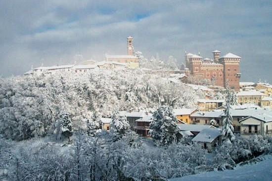 Monferrato invernale