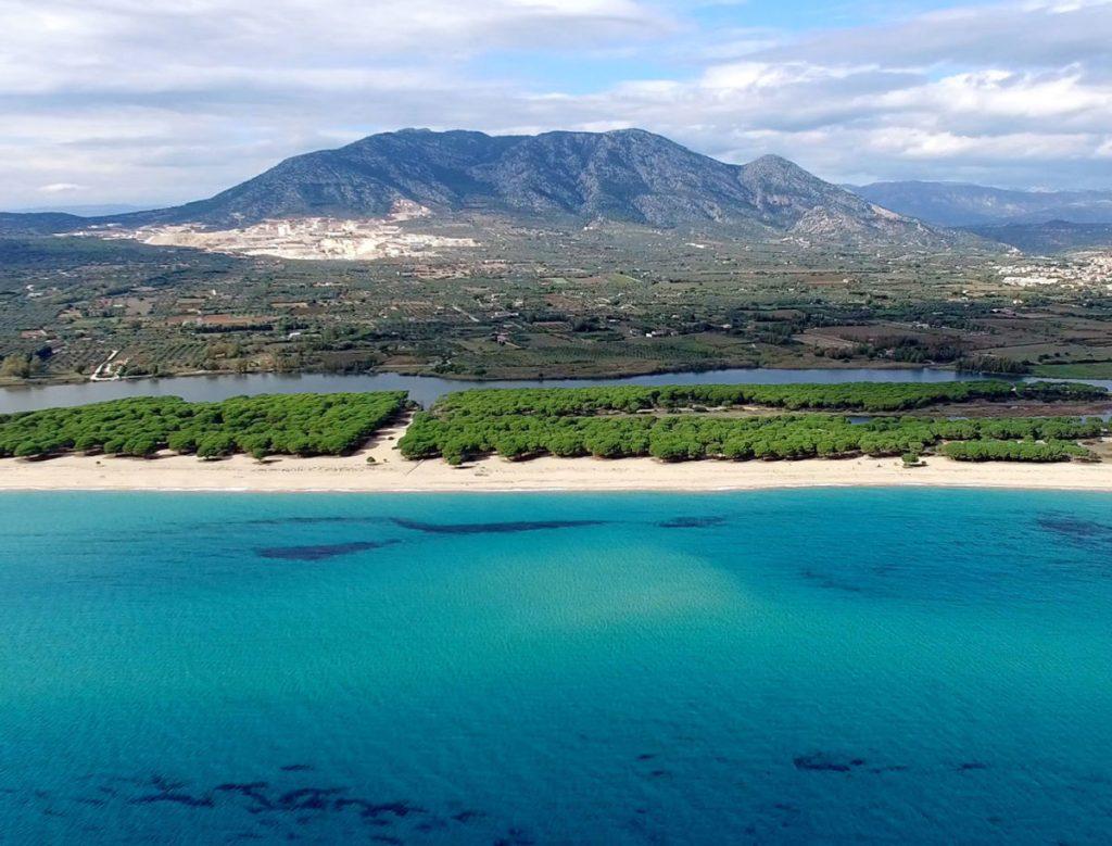 Le grandi spiagge di Orosei