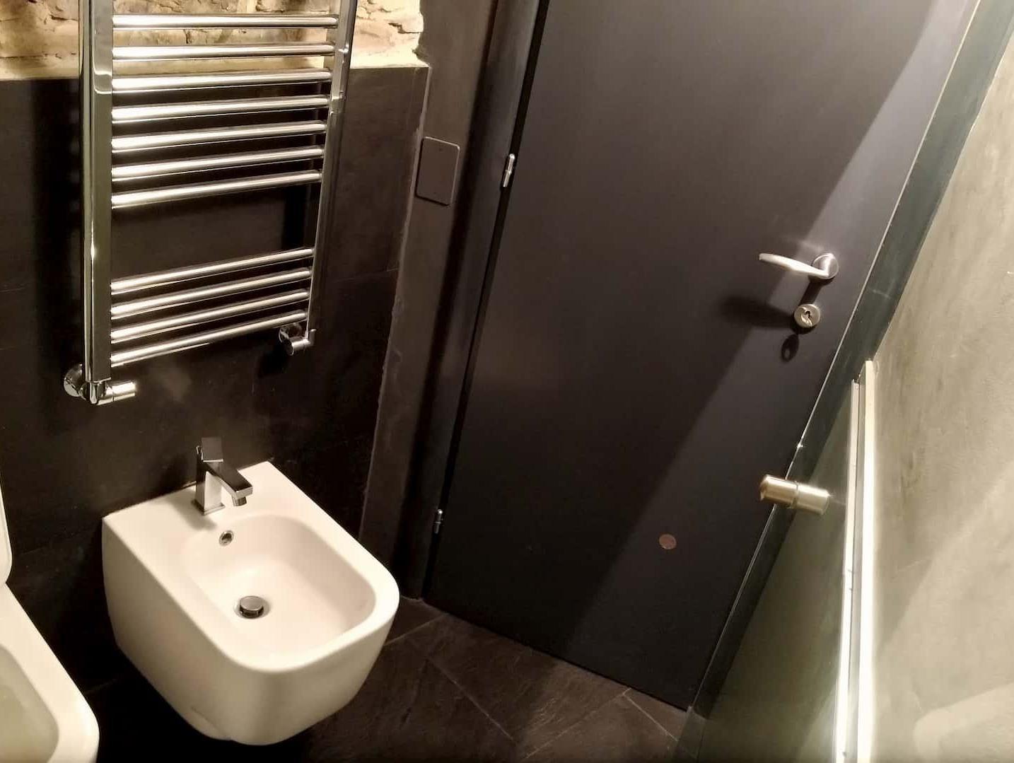 Il bagno di Casa Baciadonne