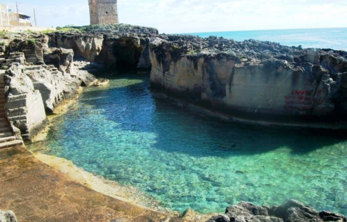 Mare  Agriturismo Le Fornelle  Tricase  Home Page