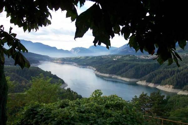 Routen Fotogalerie Bauernhöfe Sottoilmelo im Val di Sole