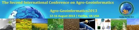 Agro-Geoinformatics 2013