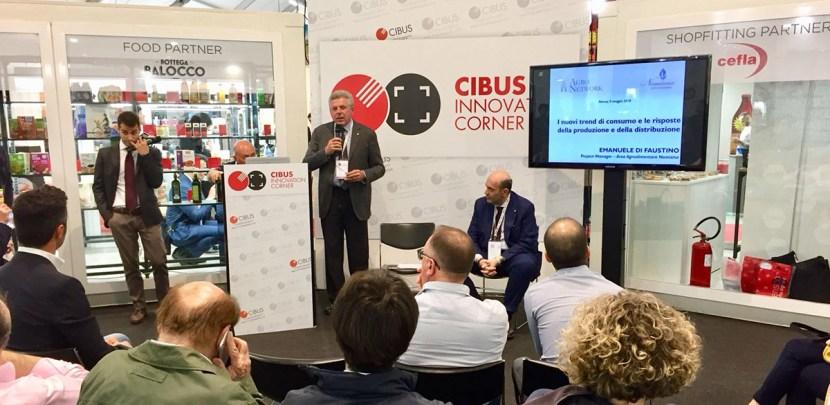 Agro-Network Cibus 2018 Consumi 2 Apertura