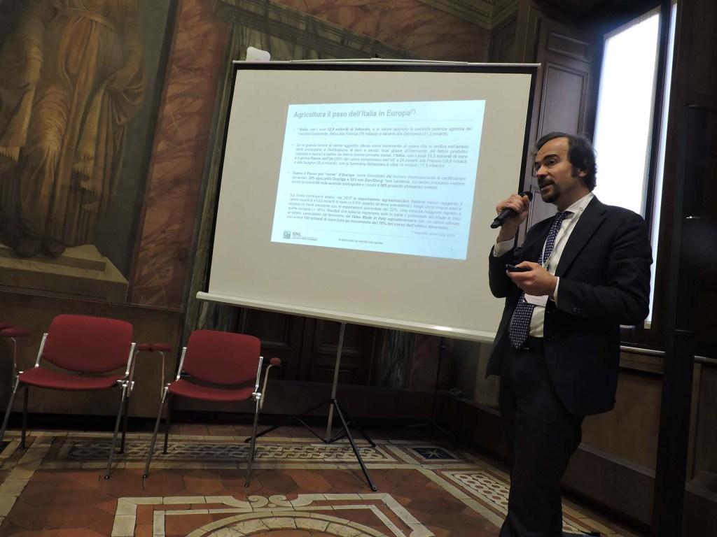 802 Massimo Maccioni Responsabile Sviluppo Imprese della BNL BNP Paribas