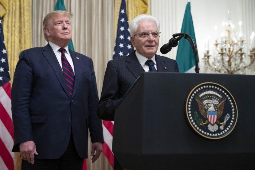 AgroNetwork News - Trump intervento Presidente Mattarella Guerre USA dei dazi con UE e Cina nate per Airbus