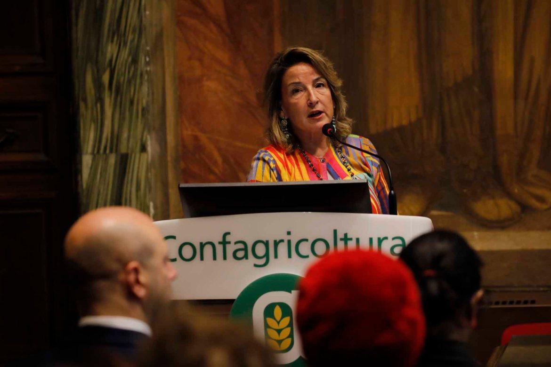 AgroNetwork News - Giovanna Parmigiani, della giunta di Confagricoltura.