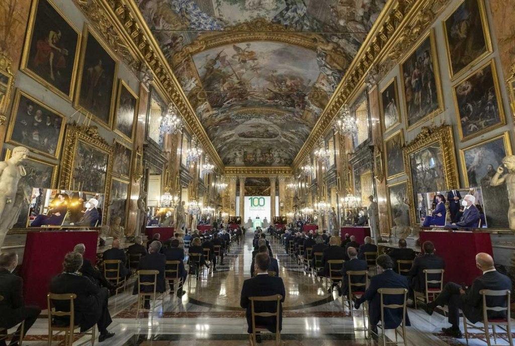 Celebrazioni Palazzo Colonna - Una storia appena iniziata - Centenario Confagricoltura - Agronetwork News
