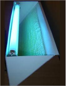 Lmparas UV Luz Ultravioleta LS25  Agroambiente