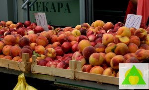 Obilne padavine utiču na kvalitet breskve ali i na svo ostalo voće i povrće