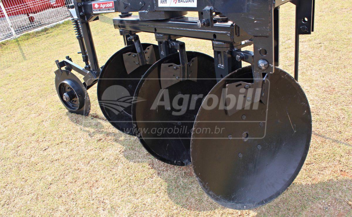 Arado Reversível Hidráulico 3 Discos – Baldan > Novo - Arado de Discos e Aivecas - Baldan - Agrobill - Tratores, Implementos Agrícolas, Pneus