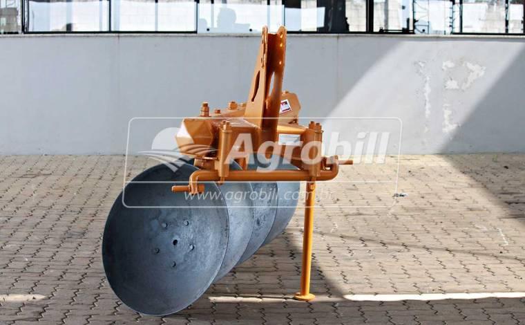 Arado Fixo 4 Discos / Baldan – Usado - Arado - Baldan - Agrobill - Tratores, Implementos Agrícolas, Pneus