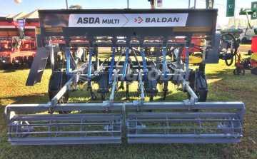 Subsolador ASDA Multi 9 Hastes / com Controle Remoto e Caixa de Sementes – Baldan > Novo - Subsolador - Baldan - Agrobill - Tratores, Implementos Agrícolas, Pneus