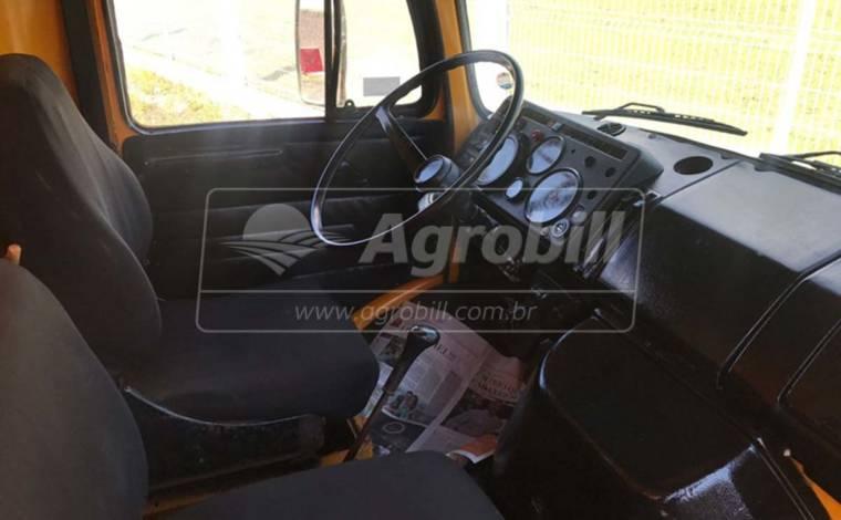 Caminhão Pipa L 2220 6×4 ano 1989 – Mercedes Benz > Usado - Veículos - Mercedes-Benz - Agrobill - Tratores, Implementos Agrícolas, Pneus