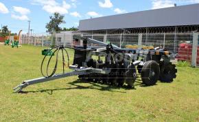 Grade Aradora Controle Remoto CRSG 14 x 26″ – Baldan > Nova - Grade Aradora - Baldan - Agrobill - Tratores, Implementos Agrícolas, Pneus