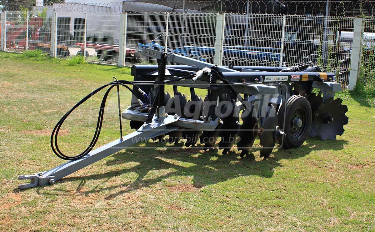 Grade Aradora Controle Remoto CRSG 16 x 26″ – Baldan > Nova - Grades Aradoras - Baldan - Agrobill - Tratores, Implementos Agrícolas, Pneus