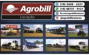 Locação de Máquinas e Implementos Agrícolas – Agrobill - Locação de Tratores e Implementos - Personalizado - Agrobill - Tratores, Implementos Agrícolas, Pneus