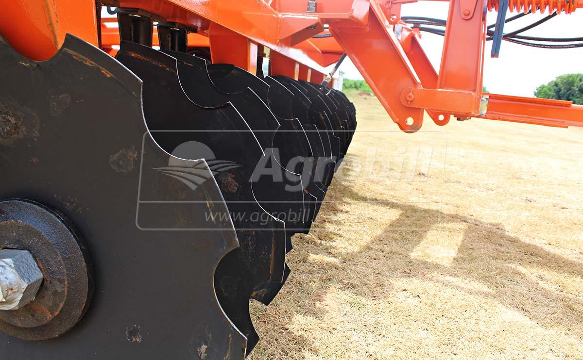 Grade Destorroadora / com Pneus GNCF 40 x 22″ x 200 mm – Civemasa > Nova - Grades Niveladoras - Civemasa - Agrobill - Tratores, Implementos Agrícolas, Pneus
