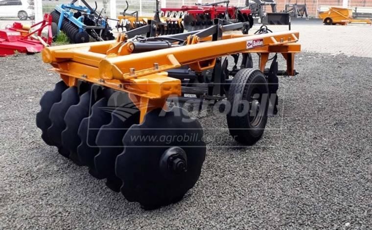 Grade Aradora Pesada GTCR 12 Discos – Baldan > Usada - Grades Aradoras - Baldan - Agrobill - Tratores, Implementos Agrícolas, Pneus