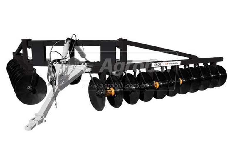 Terraceador de Arrasto TACR 16 Discos / Controle Remoto – Baldan > Novo - Terraceador - Baldan - Agrobill - Tratores, Implementos Agrícolas, Pneus