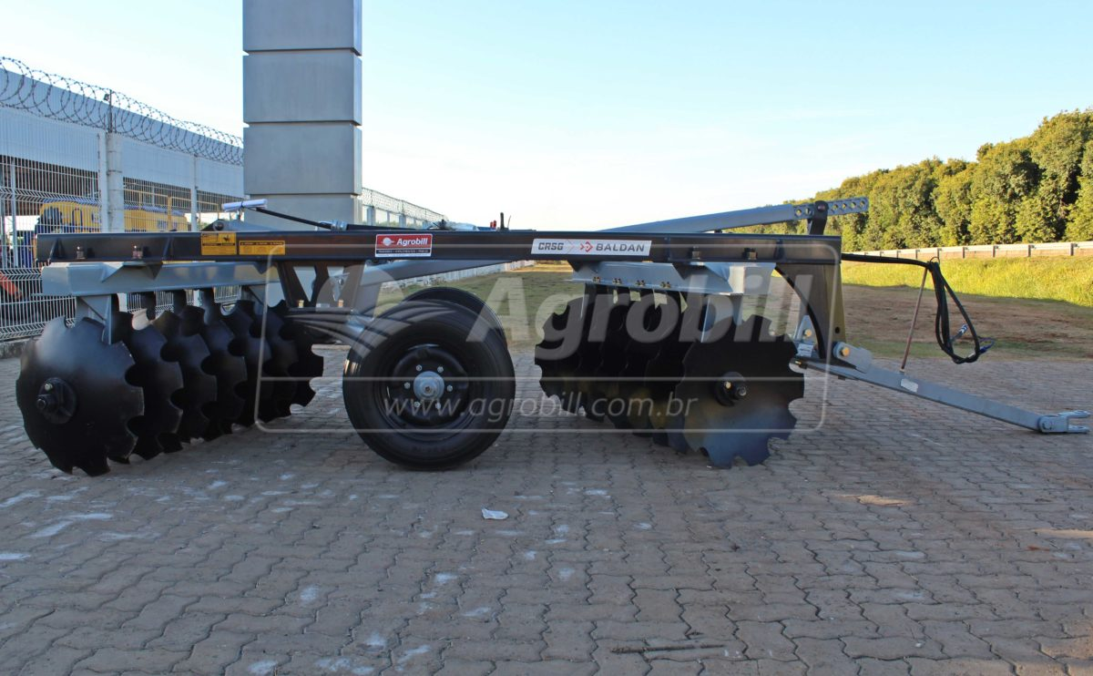 Grade Aradora Controle Remoto CRSG 14 x 26″ – Baldan > Nova - Grades Aradoras - Baldan - Agrobill - Tratores, Implementos Agrícolas, Pneus