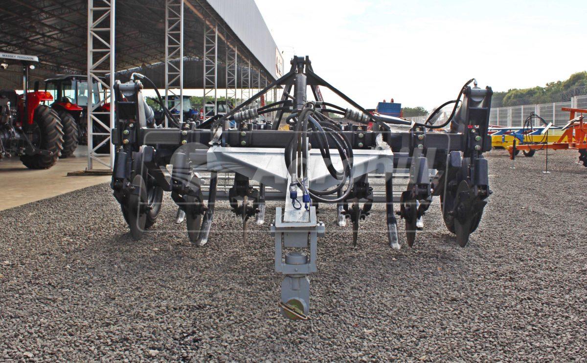 Subsolador ASDA DR 07 Hastes / Desarme e Rearme Automático – Baldan > Novo - Subsolador - Baldan - Agrobill - Tratores, Implementos Agrícolas, Pneus