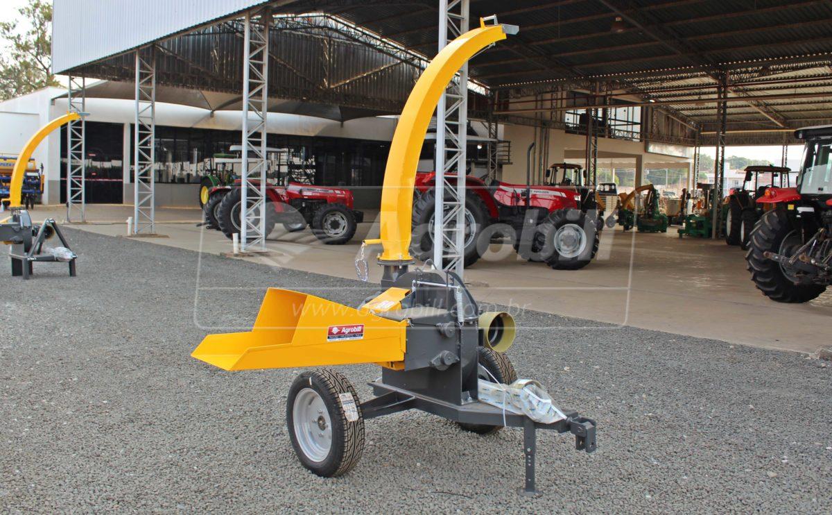 Ensiladeira JF 60 Maxxium / Tipo Reboque > Nova - Ensiladeira - JF - Agrobill - Tratores, Implementos Agrícolas, Pneus