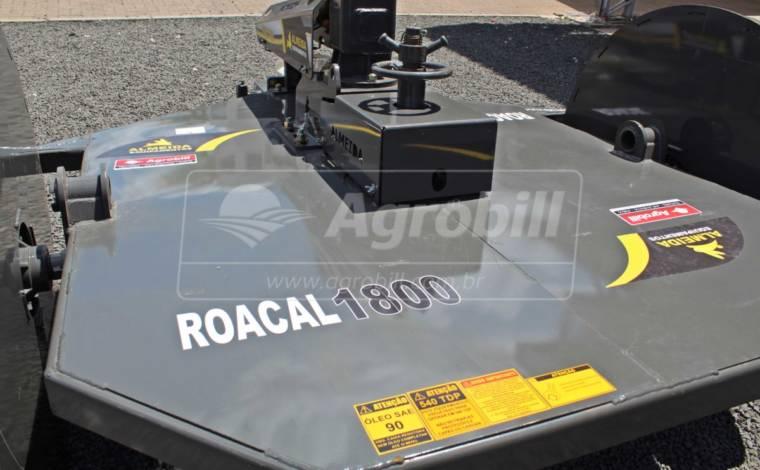 Roçadeira de Arrasto ROACAL 1800 – Almeida > Nova - Roçadeira - Almeida - Agrobill - Tratores, Implementos Agrícolas, Pneus