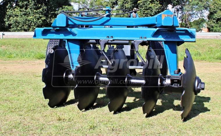 Grade Aradora Super Pesada Controle Remoto GSPCR 10×36 – Baldan > Usada - Grades Aradoras - Baldan - Agrobill - Tratores, Implementos Agrícolas, Pneus